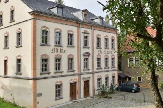 Auch für die Schmidt-Rottluff-Mühle bekam die Stadt Chemnitz Geld zur Sanierung.