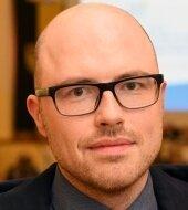 André Kaiser - Pressesprecher des LandratsamtesMittelsachsen