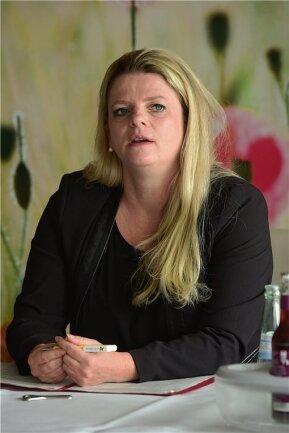 Susanne Schaper - Linken-Politikerin