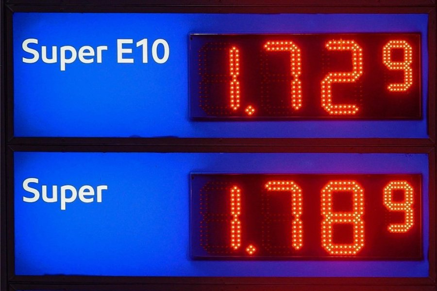 Sechs Cent Unterschied zwischen normalem Super und E10 bringen manchen Autofahrer in Sachsen ins Grübeln.