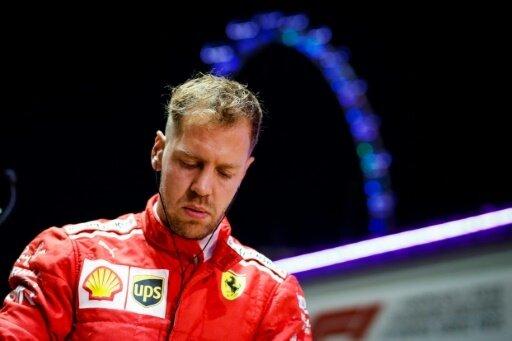 Vettel glaubt weiterhin fest an eine Titelchance