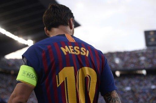 Champions League: Achter Dreierpack für Lionel Messi