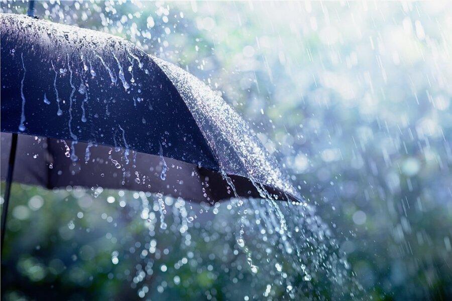 Diesen vier Orten beschert Dauerregen Rekordniederschlag