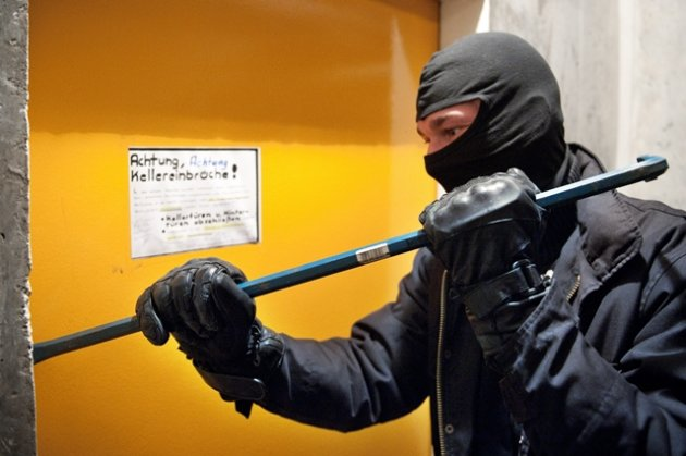 Sicherheit vor Einbrüchen