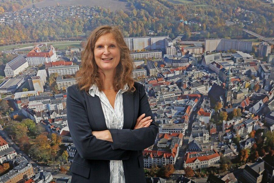 Neue Stadtmanagerin bezieht neues Büro