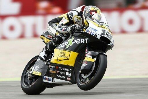 Jesko Raffin fährt in der kommenden Saison für Intact GP
