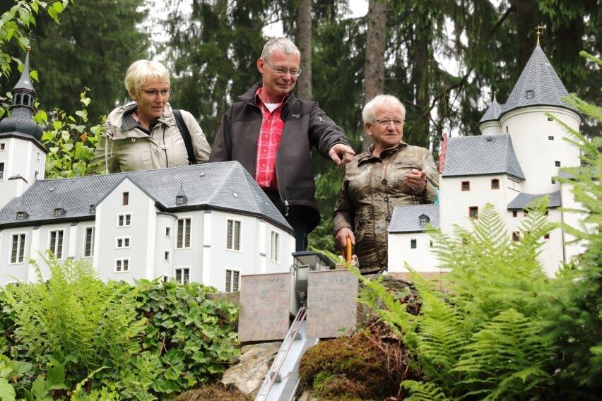 Heimatecke am Seifenbach geht in die 60. Saison