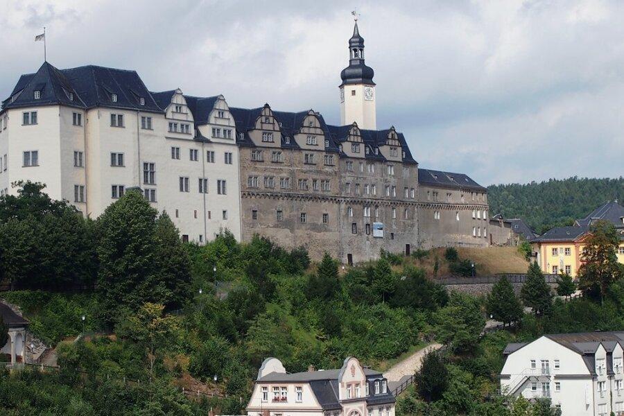 Das Obere Schloss in Greiz soll Bestandteil des thüringischen Welterbeprojekts werden.