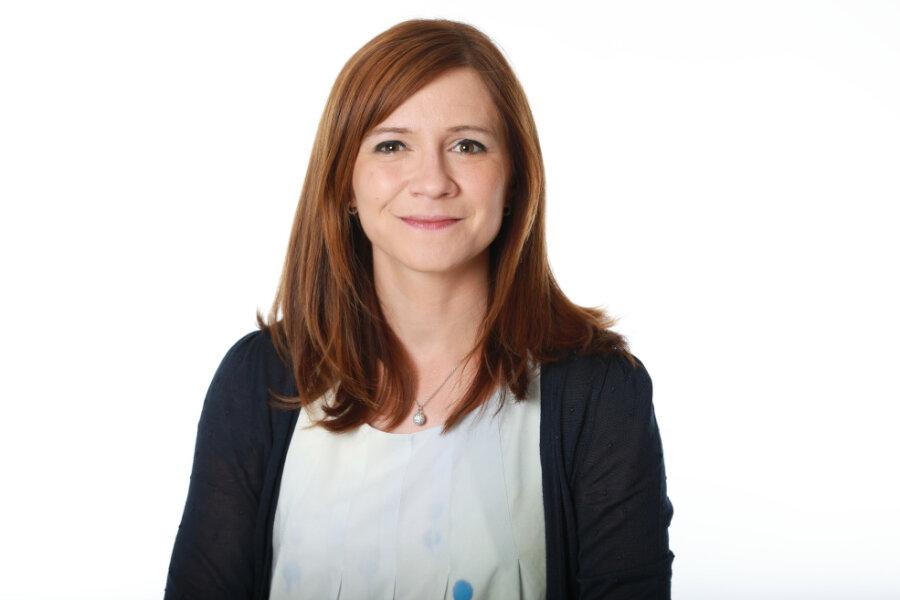Juliane Pfeil, 34 Jahre alt, SPD