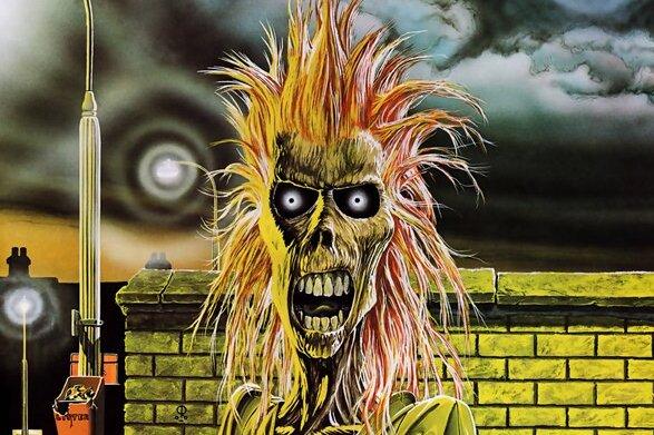 Iron Maiden: Fans wollen Kult-Coverzeichner Derek Riggs per Petition zurückholen