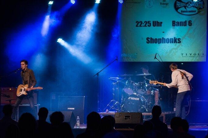 """Shophonks Sieger bei Bandcontest """"Freiberg Rockt"""""""