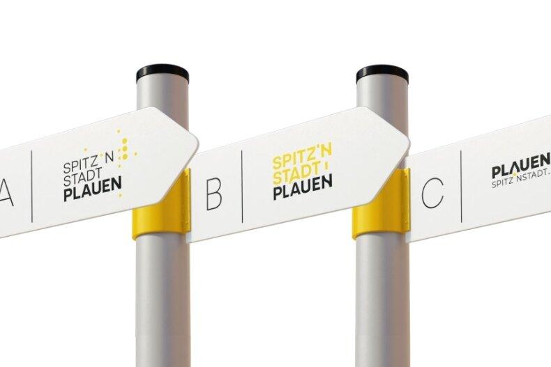Zwischen diesen drei Entwürfen A, B oder C sollen sich die Plauener Stadträte voraussichtlich im November entscheiden.