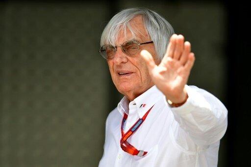 Bernie Ecclestone könnte mit Monza viel Geld verdienen
