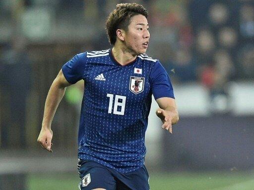 Hannovers Asano wurde in der 68. Minute ausgewechselt