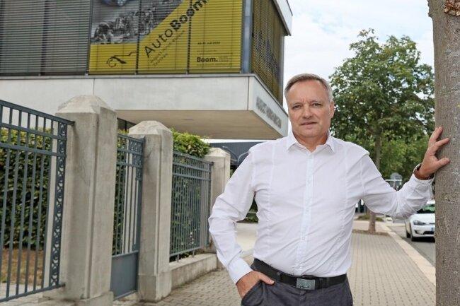 OB-Kandidat Andreas Gerold (AfD)