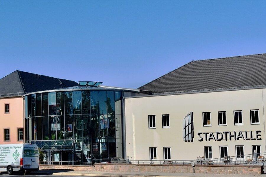 Am letzten Wochenende im März sollen Kultureinrichtungen, darunter die Stadthalle in Limbach-Oberfrohna, für Menschen, die einen negativen Corona-Test vorweisen können, zugänglich sein.