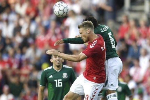 Mexiko verpatzt Generalprobe gegen Dänemark