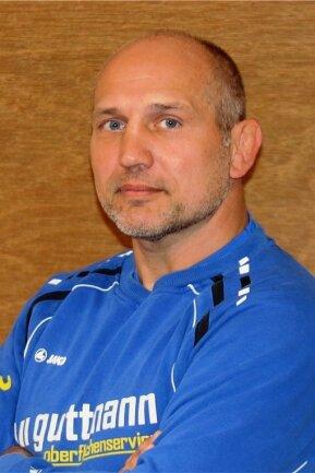 André Backhaus - Trainer des AV Markneukirchen