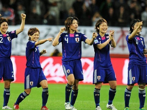 Japan erstmals Weltmeister