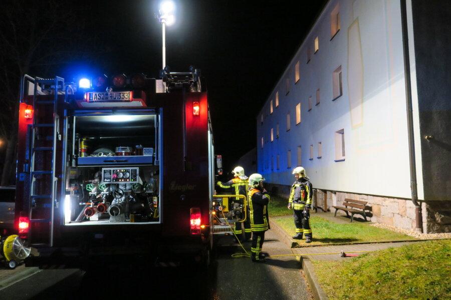 Lauter: Angebranntes Essen löst Feuerwehreinsatz aus