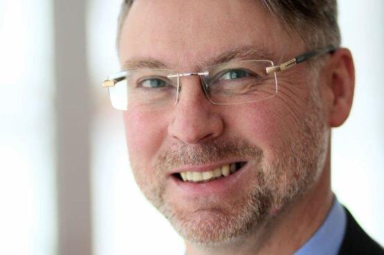 Lars Wunder, neuer Klinikmanager in Reichenbach