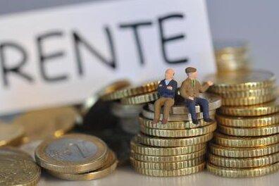 660.000 Sachsen profitieren kurzfristig vom Rentenpaket
