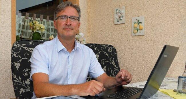 Nach seiner Genesung wollte Gerd Gräfe auch anderen Covid-Patienten helfen, gesund zu werden.