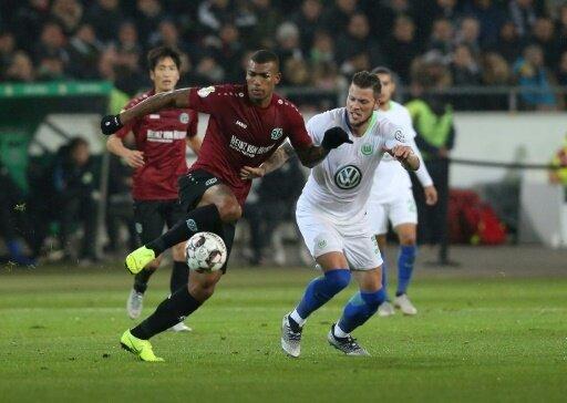 Hannover 96 musste sich erneut geschlagen geben