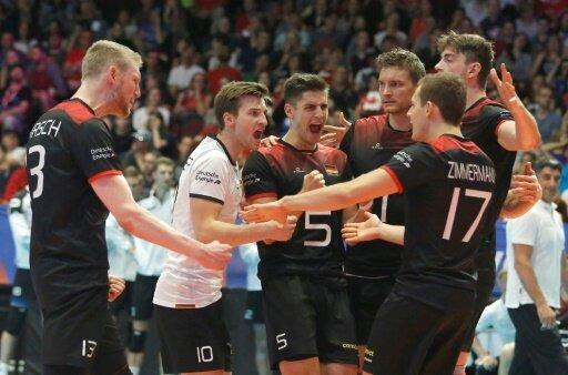 Vierter Sieg im achten Spiel für Deutschland