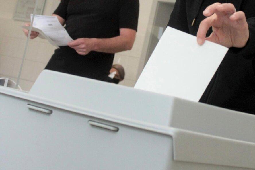 Mittelsachsen wählen am 12. Juni
