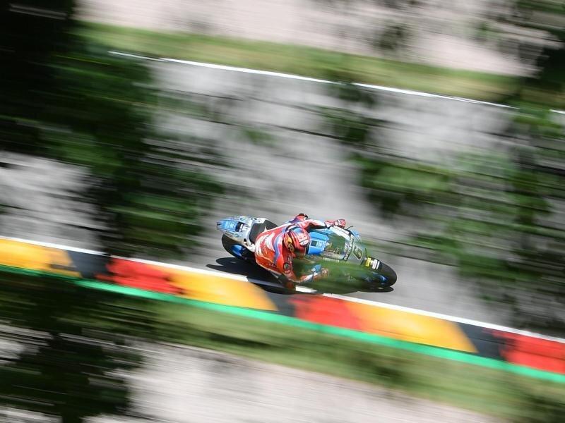 Stefan Bradl wird den Deutschland-Grand-Prix von Platz 21 aus in Angriff nehmen.