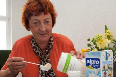 Gudrun Müller testete die Formula-Diät von Herbalife.