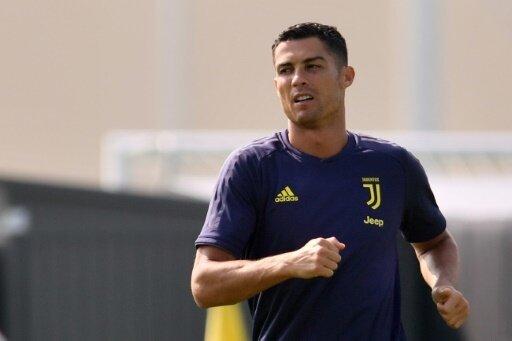 Unruhige Nacht für Cristiano Ronaldo und Juventus Turin