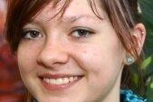 Laura Adam ist eine von zwei Zschopauer Schülern, die im April bei der Weltmeisterschaft in den USA antreten werden.