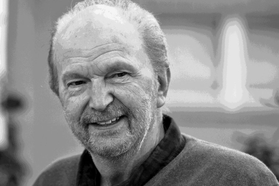 Schauspieler und Regisseur Michael Gwisdek (1942-2020).