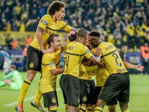 Das Dortmunder Achtelfinale wird im Free-TV übertragen