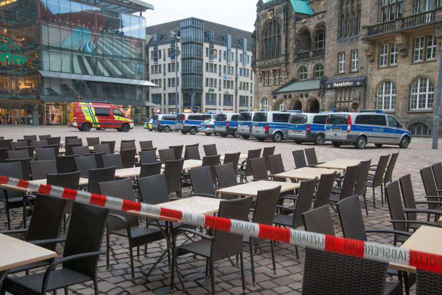 200 Rathaus-Mitarbeiter nach Drohung evakuiert