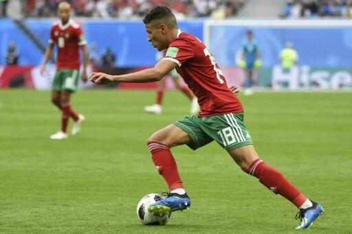 Harit war bei der WM im Einsatz