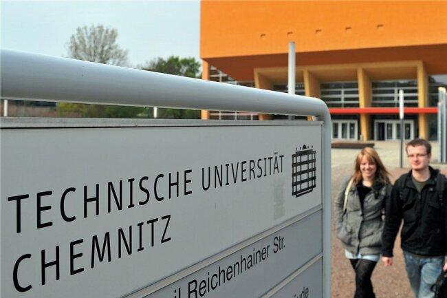 Eben noch Studenten in Chemnitz, später erwerbstätig: Aber wo? Und warum dort?