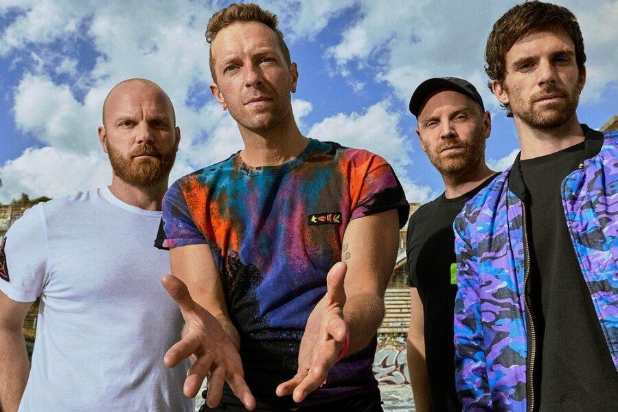 Coldplay: Abgespaced - oder doch galaktisch?