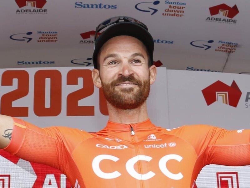 Simon Geschke fährt für das Team CCC.