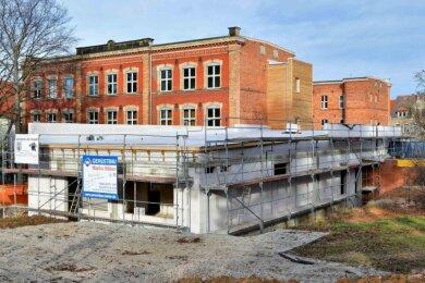 Im Herbst kommenden Jahres soll der Neubau eingeweiht werden.