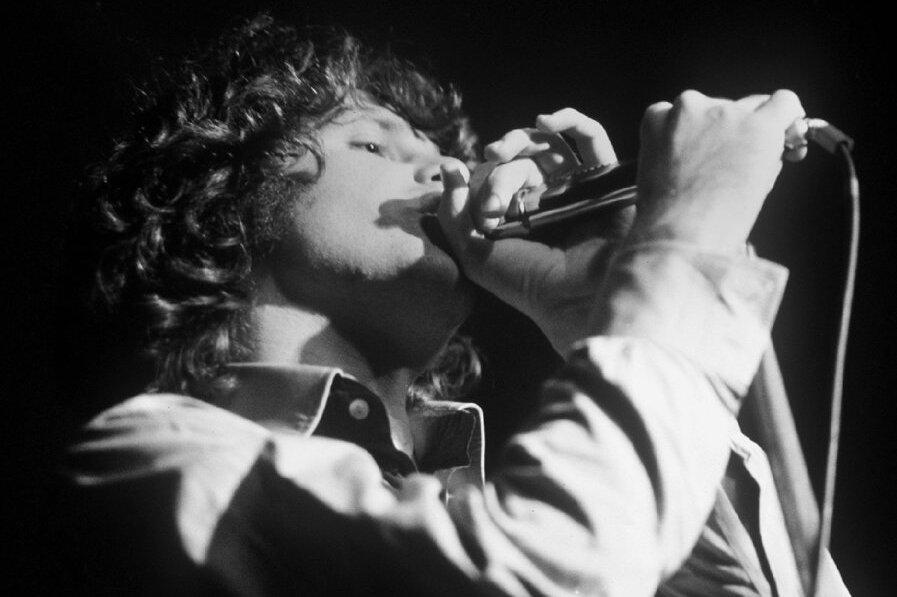 Auf der Suche nach der anderen Seite: The-Doors-Sänger Jim Morrison.