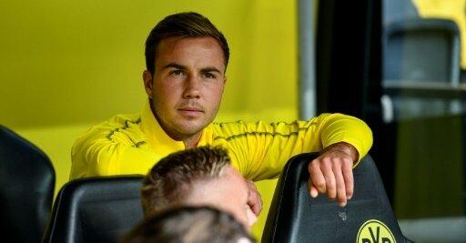 Mario Götze hofft auf weitere Einsätze beim BVB.