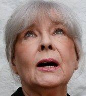 Annekathrin Bürger wird 80.
