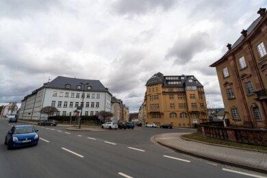 Die Kreuzung Willy-Brandt- und Poststraße soll zu einem Kreisverkehr umgebaut und die Poststraße insgesamt ausgebaut werden. Kosten: eine knappe halbe Million Euro.