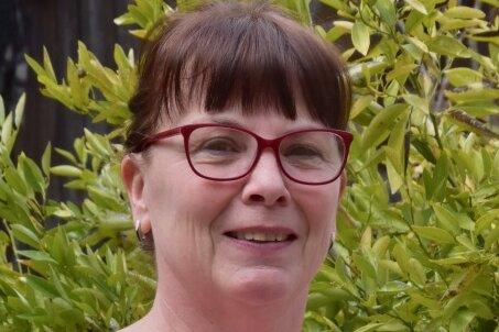 Jacqueline Husfeldt aus Niederfrohna.