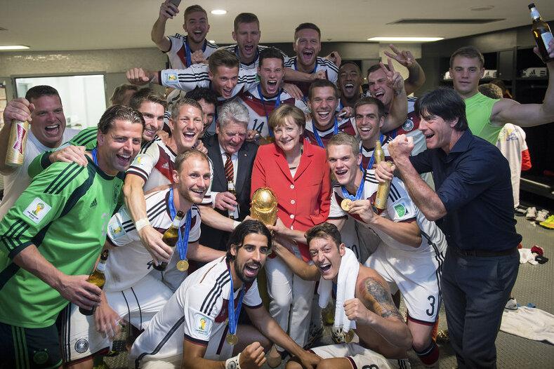 Weltmeister mit goldener Zukunft