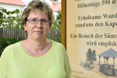 Die Schönberger Ortsvorsteherin Heike Sauer ist zur Seniorenbeauftragten der Gemeinde Bad Brambach bestellt worden.