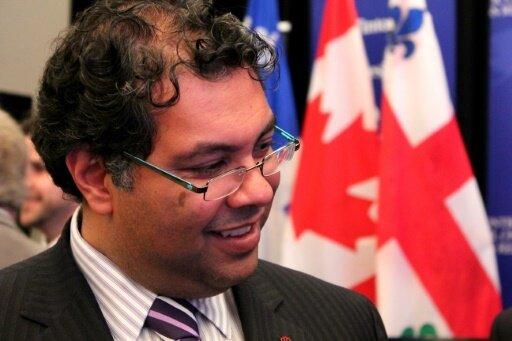 Wichtige Entscheidung: Calgarys Bürgermeister  Nenshi